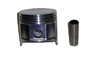 "Forged Racing Piston 3.57"" (90.68mm)"