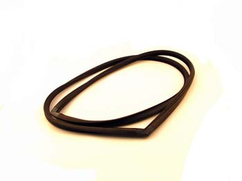 Windshield Seal, Rear, w/Trim 120/130