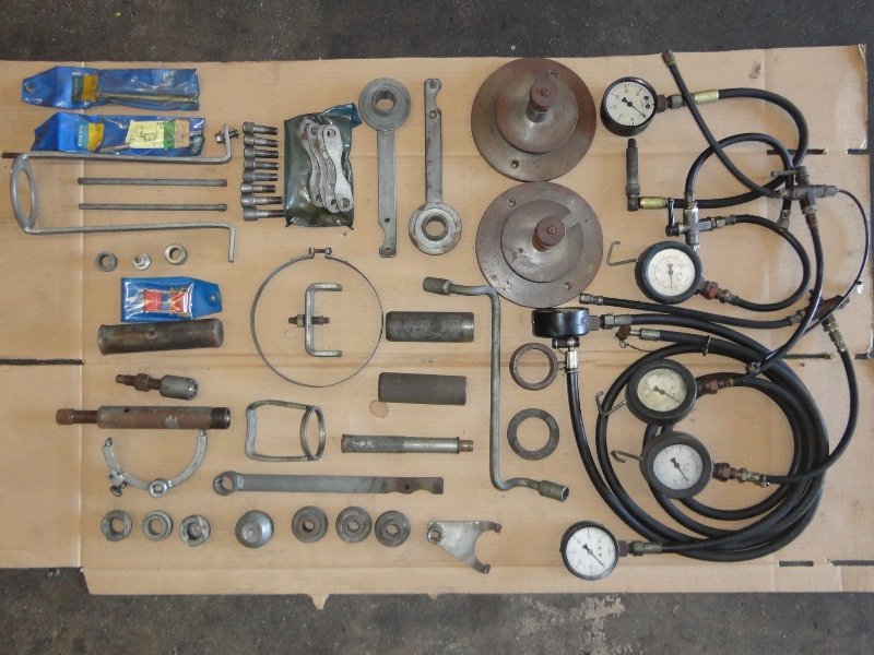 machine shop tool crib