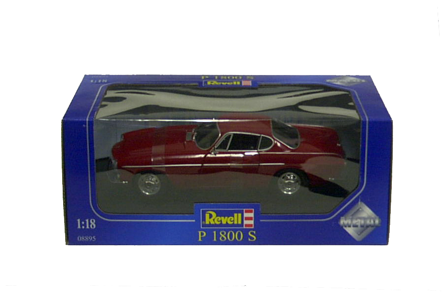 Revell Red 1800