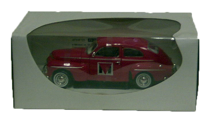 Revell Pink 544 Car Club